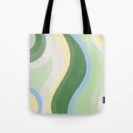 ABSTRACTLY... Tote Bag