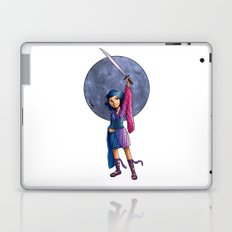 Mercury Princess Laptop & iPad Skin