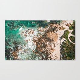 Beach, Please Canvas Print
