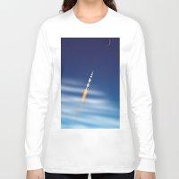 apollo Long Sleeve T-shirts featuring Apollo by Colorado Vectors