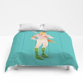 Rocker Aquaman blue Comforters