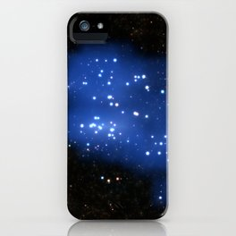 1610. Hyperion: Largest Known Galaxy Proto-Supercluster  iPhone Case