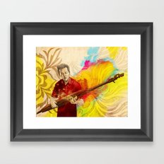 Harana Framed Art Print