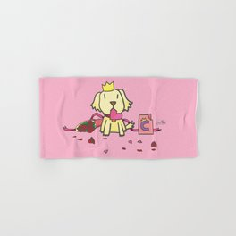 Charlie the Conqueror - Be My Valentine Hand & Bath Towel
