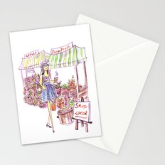 Farmer's Market Stationery Cards