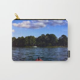 Weekend on the water Carry-All Pouch