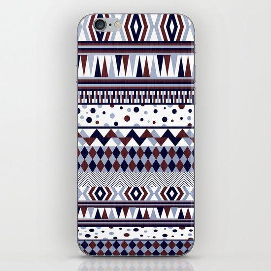 Tribal Vibe iPhone & iPod Skin