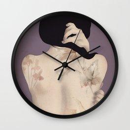 Subtle Wall Clock