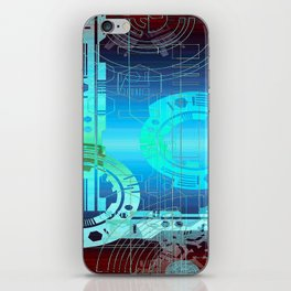 Teknico iPhone Skin