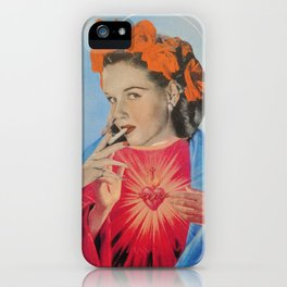 Mad Magdaline iPhone Case