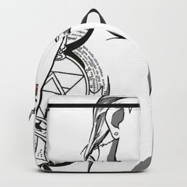 Riza's Looks Backpack