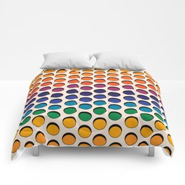 Perforated Comforters