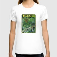 giants T-shirts featuring Fallen Giants by Patricia Howitt