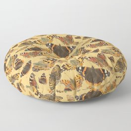 Butterfly | Nymphalidae Floor Pillow