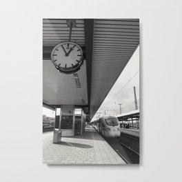 nürnberg bahnhof 2 Metal Print