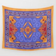 Magic Carpet Wall Tapestry
