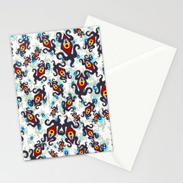 Nightmares - Danger eyes Stationery Cards