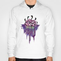 abyss Hoodies featuring Abyss by Corbin Kosak