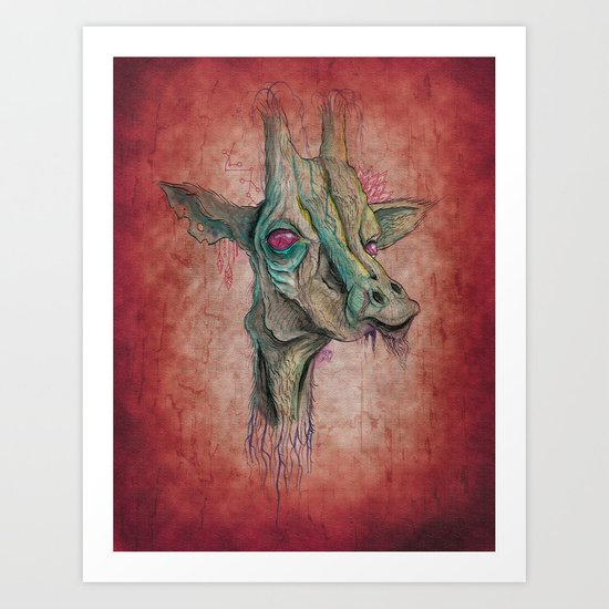 Ruminant Art Print