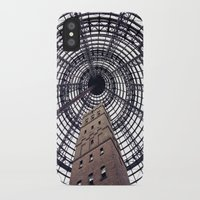 melbourne iPhone & iPod Cases featuring Melbourne Central by Nathan Cole