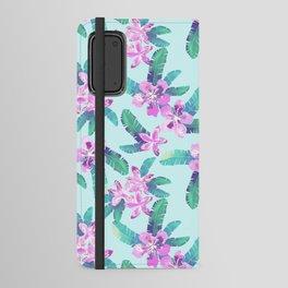 Tahitian Garden {D} Android Wallet Case