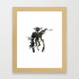 leshy no.2 Framed Art Print