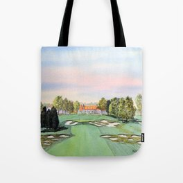 Bethpage State Park Golf Course Tote Bag