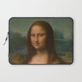Mona Lisa Classic Leonardo Da Vinci Painting Laptop Sleeve