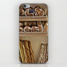 La Boulangerie iPhone & iPod Skin