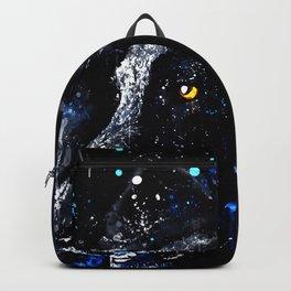 black labrador retriever dog wsdb Backpack