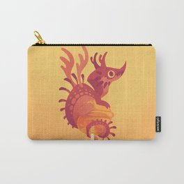 Dragonpop alebrije cherry orange Carry-All Pouch