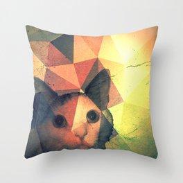 Shemp Throw Pillow