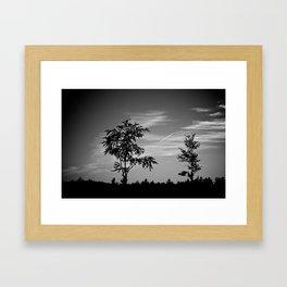 Meredith NH  Framed Art Print