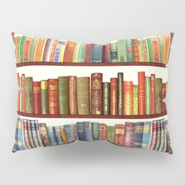 Jane Austen Vintage Book collection Pillow Sham