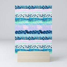 Havana Abstract Boho Tile Mini Art Print