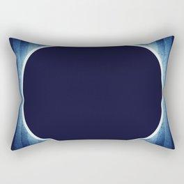 The Moon - Lunar Eclipse Rectangular Pillow