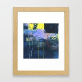 Sea Meditation 1 Framed Art Print
