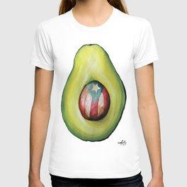 Aguacate puertorriqueño 1 T-shirt