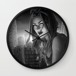 Can the city forgive Wall Clock