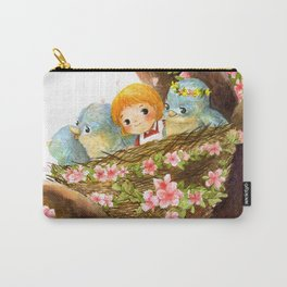 A Spring Scene Carry-All Pouch