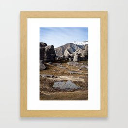 Castle Hill Framed Art Print