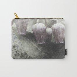 vintage pieris Carry-All Pouch