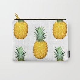 Big Pineapples Carry-All Pouch