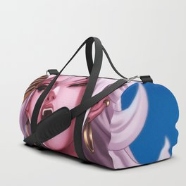 Android 21 Duffle Bag