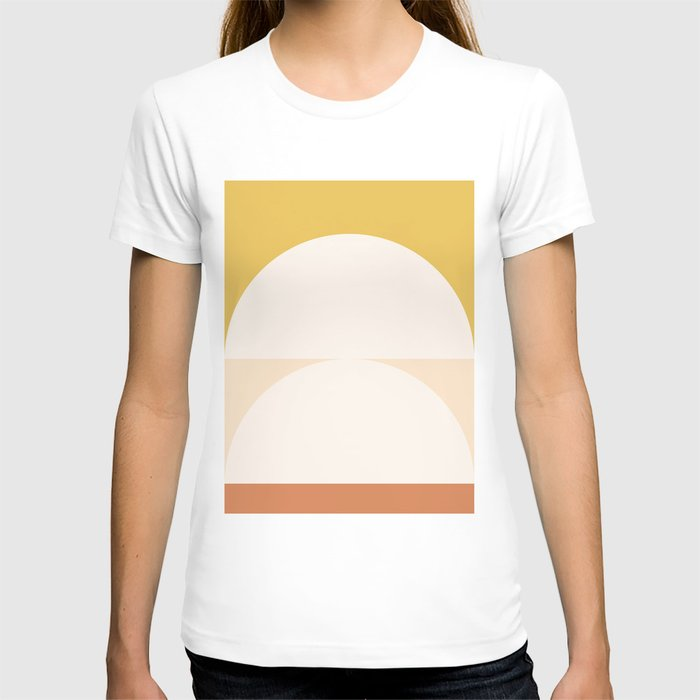 Abstract Geometric 01 T-shirt