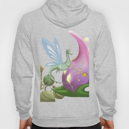 Dragonfly Time Hoody