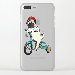 Haters gonna hate NJ Clear iPhone Case