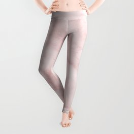 Sivec Rosa - cloudy pastel marble Leggings