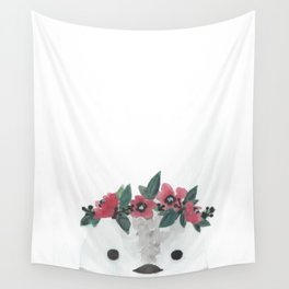 frosty the snowbird Wall Tapestry