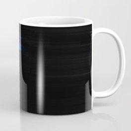 Blue Streak Coffee Mug